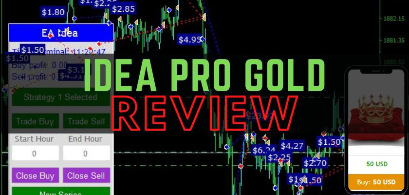 Idea Pro Gold Reviews FXCracked.com