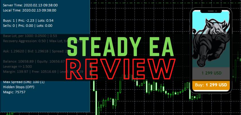 Steady EA Reviews fxcracked.com