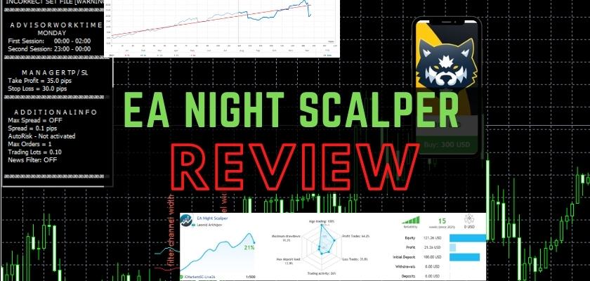 EA Night Scalper Reviews 840 fxcracked.com