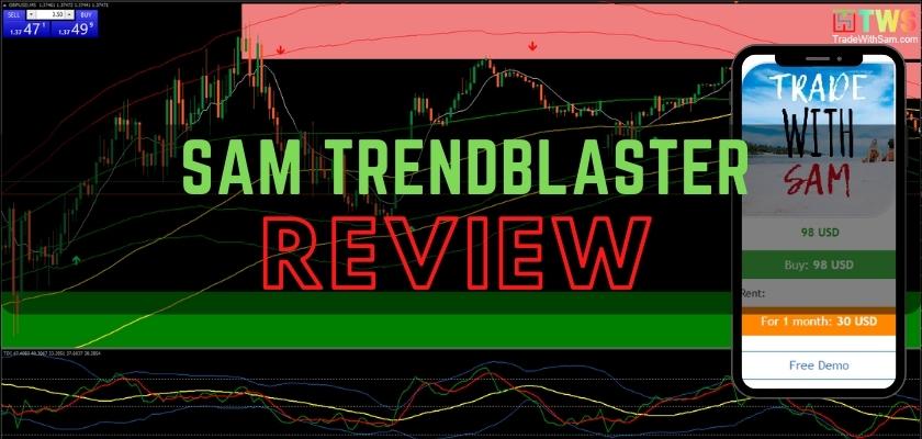 Sam TrendBlaster indicator fxcracked.com